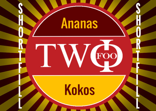 FOO TWO ANANAS - KOKOS