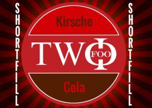 FOO TWO shortfill Kirsche Cola