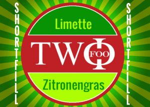FOO TWO shortfill Limette Zitronengras