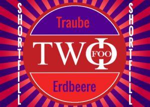 FOOT TWO Shortfill Traube Erdbeere