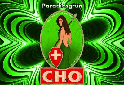 CHO paradiesgrün