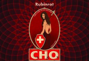 FOO CHO rubinrot
